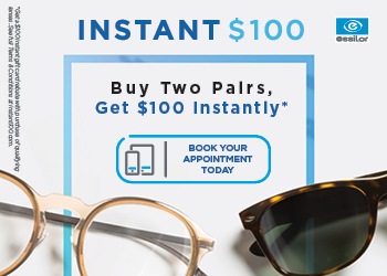 Instant $100 banner ad
